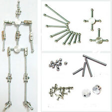 DIY kit of Stop Motion Animation Character metal Puppet Armature 22.5cm (high)