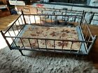 Antique Wood Baby Bed Crib