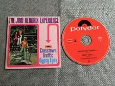 Jimi Hendrix  CD Single Crosstown Traffic / Gypsy Eyes Card Sleeve
