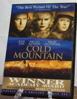 """""""Cold Mountain"""" (DVD,2003) Collectors Special!~25% Off 4 Or More!"""
