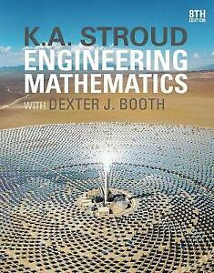 Engineering Mathematics by K. A. Stroud, Dexter J. Booth (Paperback, 2020)