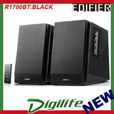 Edifier R1700BT 2.0 Lifestyle Bookshelf Bluetooth Studio Speakers Black