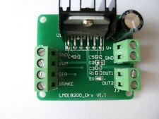 NEW LMD18200T PWM Adjustable Speed Motor Driver Module 3A Robot