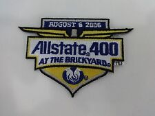 2006 AllState 400 @ Brickyard Event Collector Patch Indianapolis Motor Speedway