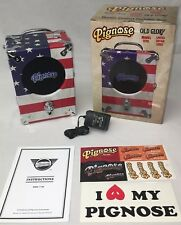 "NEW 7-100 Pignose 1776 ""OLD GLORY"" Portable With 110v Or 220v Adapter"