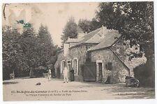 CPA 35 - SAINT AUBIN DU CORMIER (Ille et Vilaine) - Maison forestière du Rocher