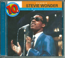 Stevie Wonder. Classic (1999) CD NUOVO My Girl. Light My Fire. Contract On Love