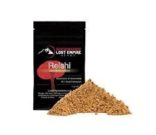 Lost Empire Herbs ORGANIC Reishi Mushroom - 16:1 DUAL EXTRACT Ganoderma Lucidum