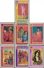 Äquatorialguinea 395-401 (complete.issue.) unmounted mint / never hinged 1974 Pa