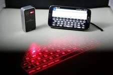 Virtual Keyboard Laser Bluetooth Projection Smartphone PC Tablet Laptop Computer