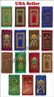 Prayer Mat -Prayer Carpet- Rugs Sajjada -Prayer Rug -Salat Janamaz Sajjadah