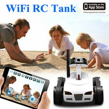 RC Car with Camera 777-270 WiFi i-spy Tank Car FPV 2MP Pixels IOS Phone Android