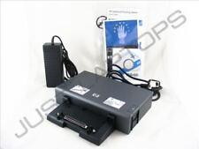 Hp Compaq 6910p 8510w 8510p Advanced Docking Station Replicador De Puertos + Psu