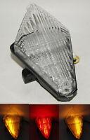 Feu LED + clignotants intégrés YAMAHA R1 2007 2008 07 08 CLAIR