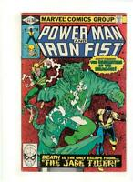 Power Man and Iron Fist #66, FN+ 6.5, 2nd Appearance of Sabretooth