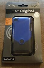 iFrogz Luxe Original Case for iPod Touch 4G - Blue/Black