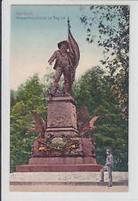 AK Innsbruck, Andreas Hofer Denkmal, Soldat, um 1915