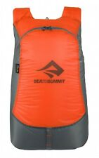 Sea To Summit Ultra-Sil Day Pack Rucksack Tasche Orange Orange Grau Neu
