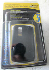 Collectible Otter Defender Gel Skin/BlackBerry Curve 8300 Series With Packaging