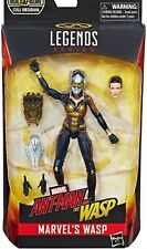 "Marvel Legends Ant-Man & Wasp Movie Figure 6"" Cull Obsidian Head New !!"