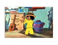 SCOOBY DOO Flim Flam 1985 Animation Production Cel Hanna Barbera 42m