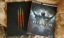 Diablo III Strategy Guide HC/ Diablo Reaper of Souls Expansion Set SC Guide