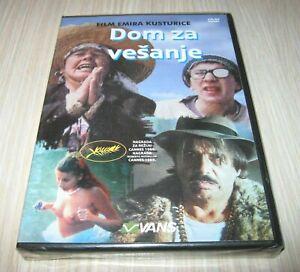 DOM ZA VESANJE DVD FILM Time Of The Gypsies