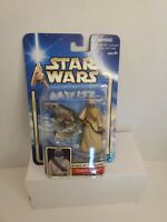 Hasbro Star Wars Attack Of The Clones Tusken Raider With Massiff