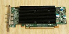 MATROX CARTE GRAPHIQUE M9138 LP 1024LAF PCIe x16 3 écrans 1Go Mini DisplayPort