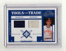2004 Tools of the Trade * Nolan Ryan * #TT106 * Jersey/Jacket * S/N 73/250