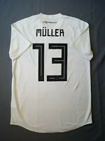 Muller Germany authentic jersey large 2019 climachill shirt Adidas ig93