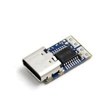 Usb C Pd Type C Dc Fixed Voltage Power Trigger Module 9v 12v 15v 20v 5a Female