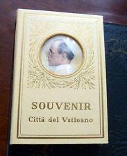 1942 Souvenir Citta del Vaticano 3 Mint coins and 17 stamps Souvenir Book