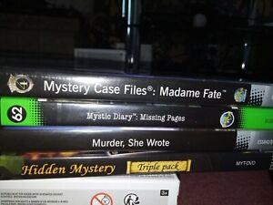 Hidden object pc games bundle