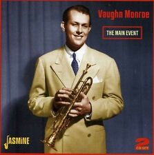 VAUGHN MONROE - THE MAIN EVENT 2 CD NEU