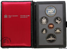 Canada 1985 Parks Double Dollar Proof Coin Set