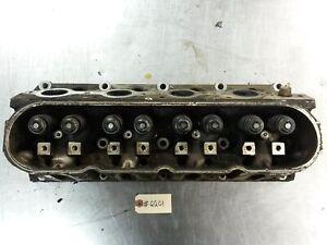 #QQ01 Cylinder Head 2006 GMC Sierra 1500 5.3 799