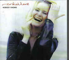 Erikah Karst-Nobody Knows cd maxi single digipack