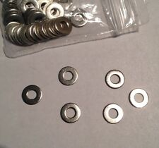 USA Tattoo Machine 10 #8 Steel Washers, Binder Parts US Seller