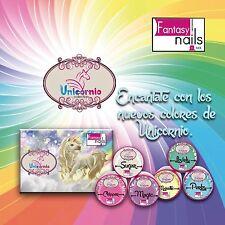 fantasy nails sinaloa Unicornio Acrylic collection **FREE 2 DECORATIONS**