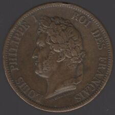 More details for 1841 a french colonies louis-philippe 10 centimes | pennies2pounds