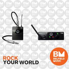 AKG WMS40 Mini Wireless Microphone System Single Instrument Set Band A - WMS-40