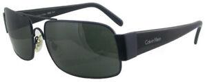 CALVIN KLEIN CK 358S 514 Herren Damen Sonnenbrille Brille Sunwear Schwarz