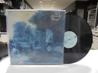 The Moody Blues LP Spanisch Long Distance Voyager 1981 Klappcover