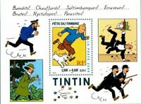 Bloc Feuillet BF28 - Fête du Timbre Tintin - 2000 - Neuf** Luxe