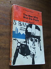 The Man Who Won the Pools by J I M Stewart Penguin 2027 1963