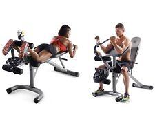 Home Gyms Exercise Equipment Machine Leg Curl Extension Bench Arm Preacher Bicep