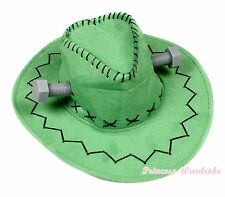 Halloween Funny Cute Green Science Monster High Hat Party Costume