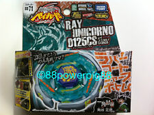 Takara Tomy Beyblade BB71 Ray Unicorno D125CS W / Bey Point Card US Seller