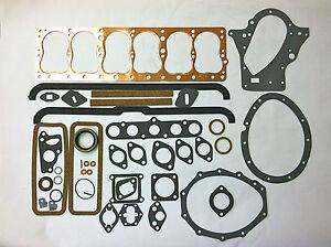 1946 1947 1948 1949 1950 1951 1952 1953 1954 Chrysler DeSoto Engine Gasket Set